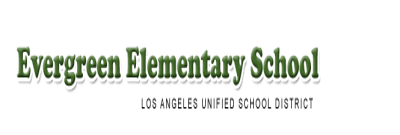 Evergreen Elementary  Logo